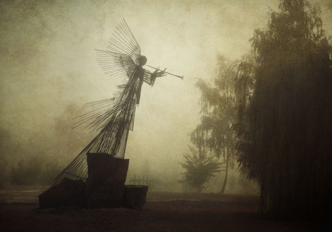 Trumpeting Angel of Chernobyl